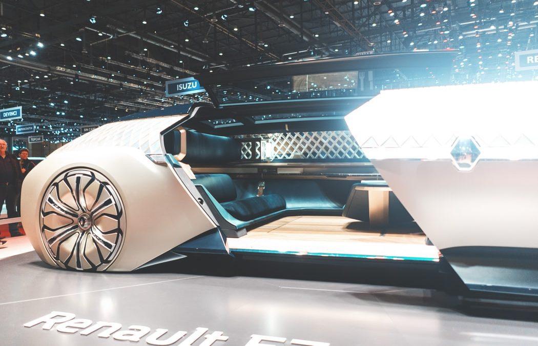 How IOTA empowers the next automotive industrial revolution