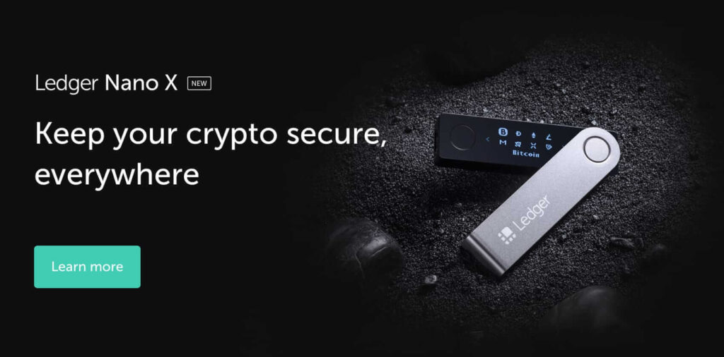 Ledger Crypto Wallet